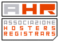 AHR – Associazione Hosters Registrars